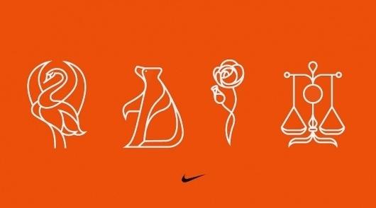 WSS #icon #logo #nike #orange