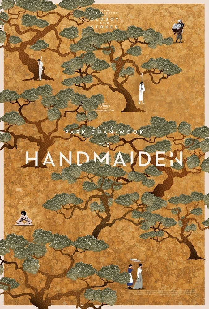 The Handmaiden, Chan-wook Park, Empire Design