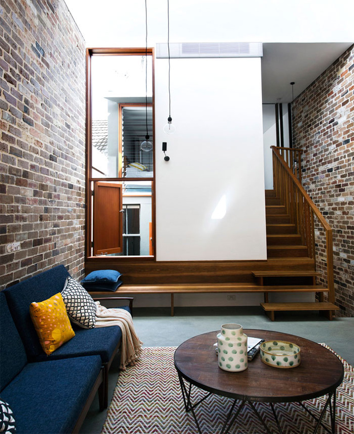 Walter Street Terrace Renovation by David Boyle - #architecture, #house, #home, #decor, #interior,