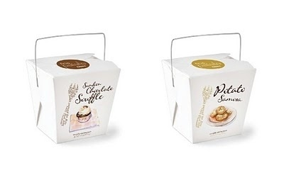 Inside the Qube: Fine Palate Packaging #packaging #white #food
