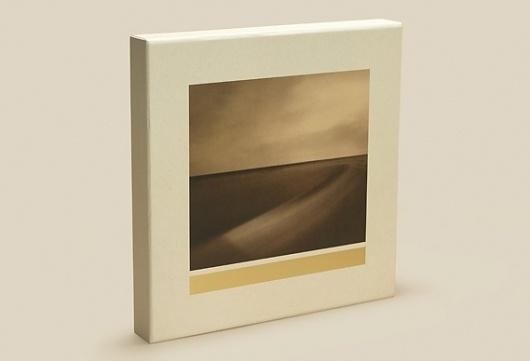Brian Eno - Small Craft On A Milk Sea. Design by Nick Robertson #design #graphic #eno #box #cover #set #photography #music #brian