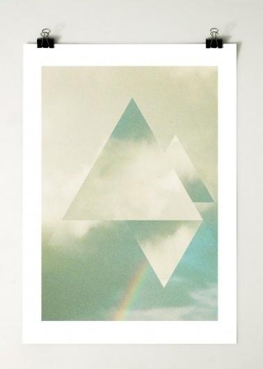 Format 2.0 : Motherbird #depth #layering #poster #sky