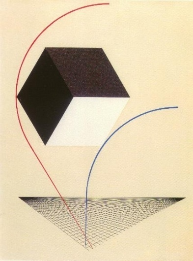 El Lissitzky was a Russian artist, designer, photographer, typographer, polemicist and architect.