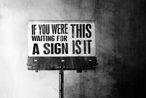 C'EST BON #white #billboard #black #copy #and #signage