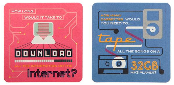IOP2 #print #coasters #illustration #drawn #handmade #hand #humor #typography
