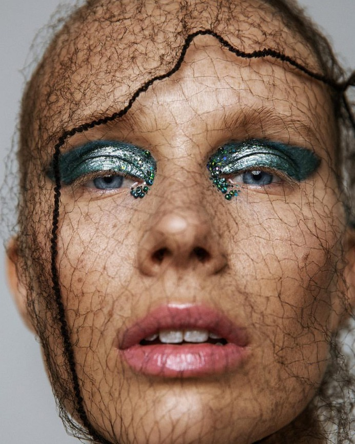 Gorgeous Fashion and Beauty Photography by Ellen Simone