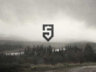 Dribbble - JS mark by Julius Seniūnas #julius #design #seniunas