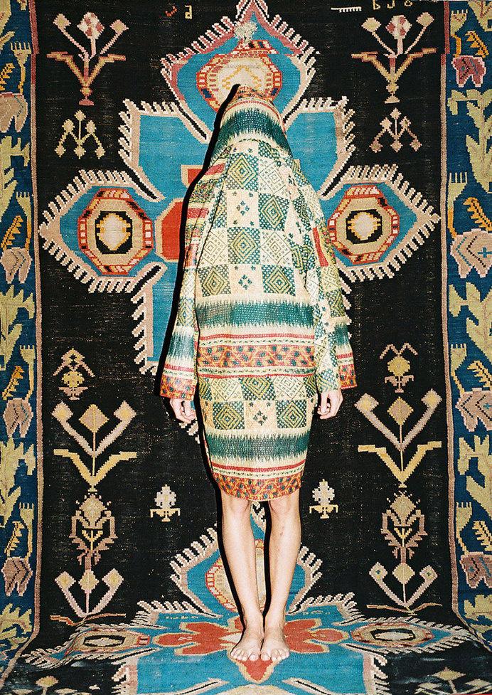 LEILA - artnau | artnau #fashion #pattern