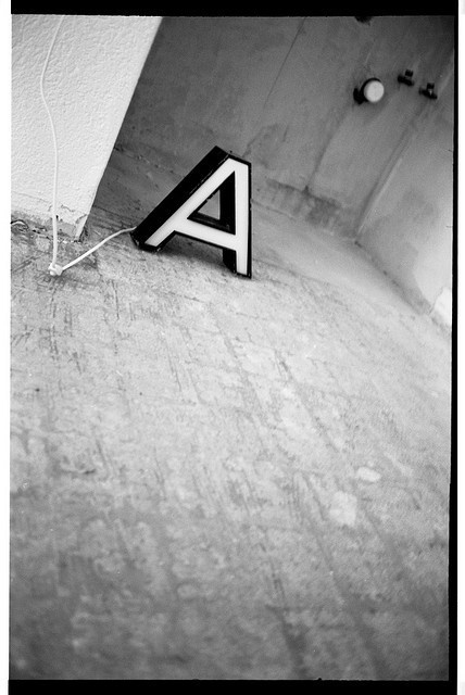 A #photography #typography