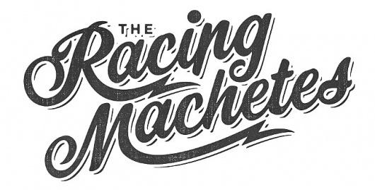 Brandon Rike #rike #machetes #racking #retr #brandon #typography