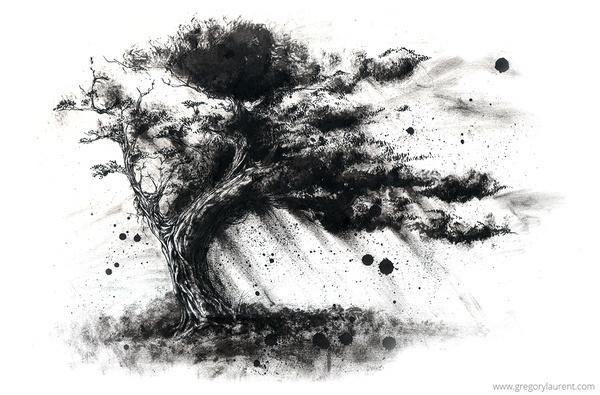 Best Painting Dessin Encre De Chine images on Designspiration