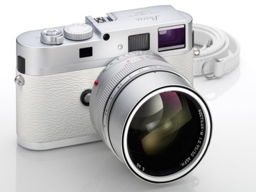 M9-P White Limited Edition by Leica #camera #minimalist #minimal #leica