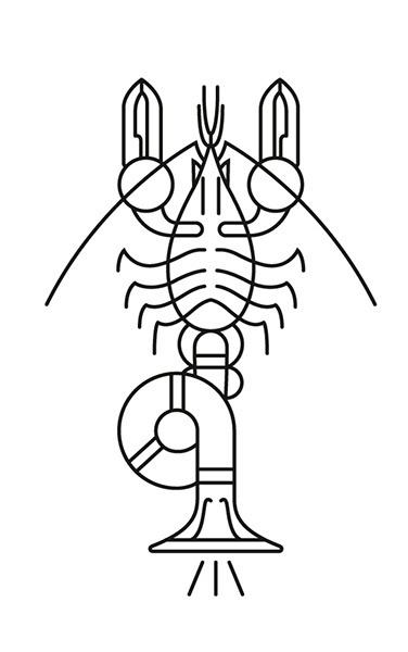 Trombostacean #icon #line #symbol #pictogram