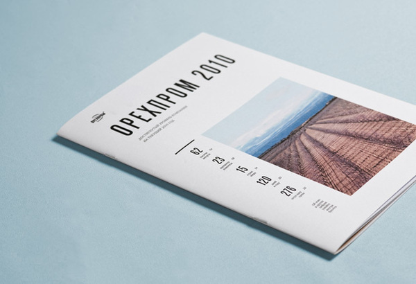 Zoom Photo #clean #minimal #magazine #typography
