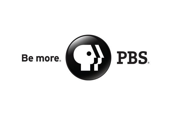 PBS Brand Logo Designed (1983) by Chermayeff & Geismar, Inc #logo