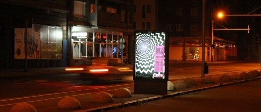Žur z razlogom 9 | vbg.si - creative design studio #citylight #pattern