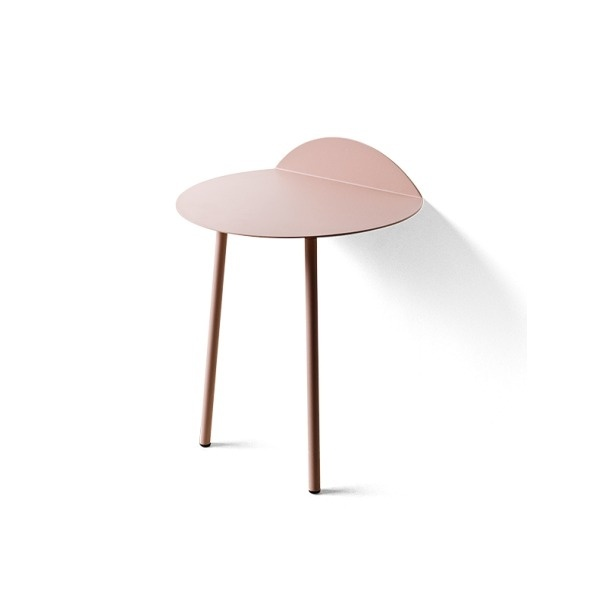 Yeh Wall Table, Low, Nude - MENU A/S #product #furniture #design #minimalism