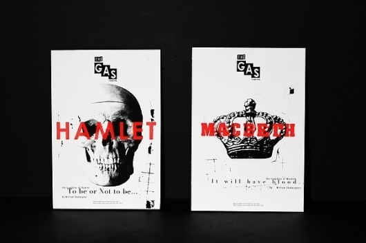 The gas theatre on the Behance Network #musical #play #poster #theatre