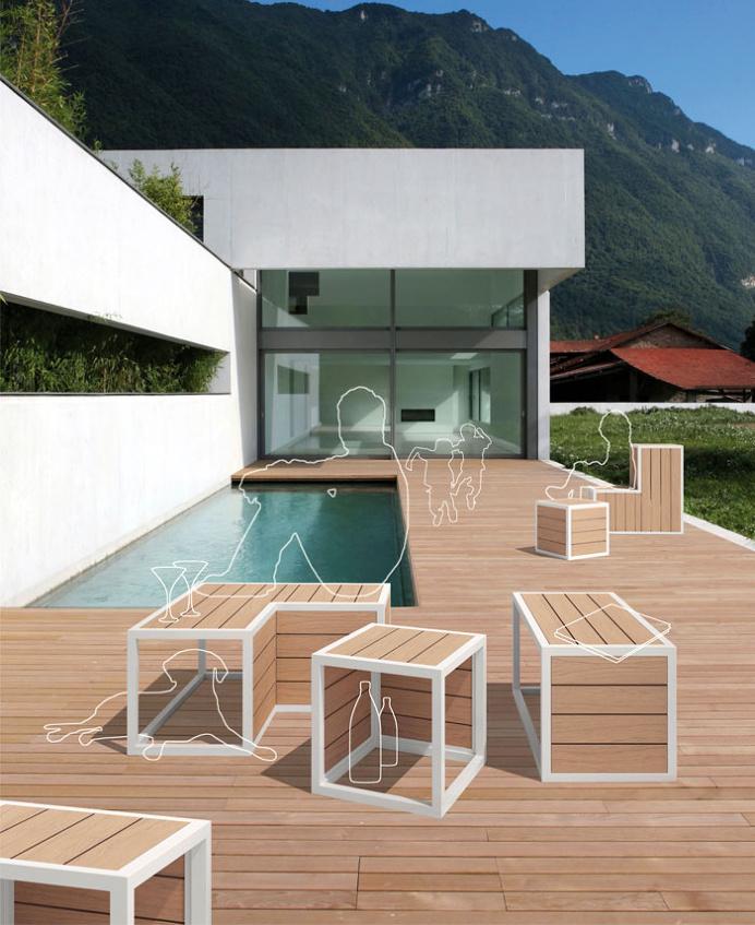 Innovative Modular System by StudioPANG - #design, #furniture, #modernfurniture, design, furniture