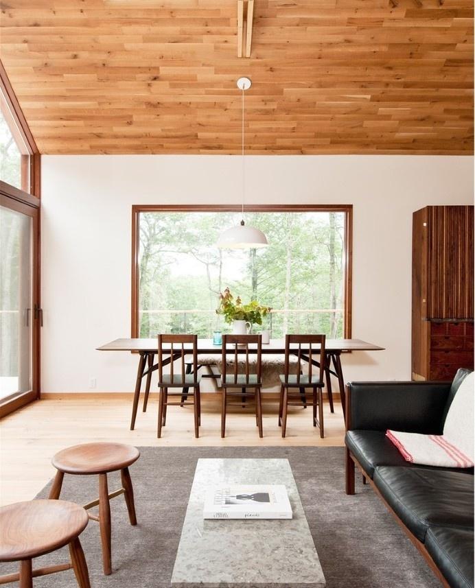 Hudson Woods: energy efficient modern houses