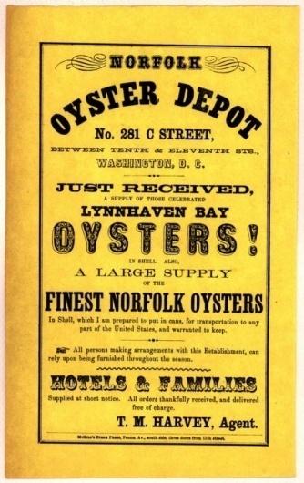 American Advertising from 1840-1875 | PUBLIC SCHOOL #1840