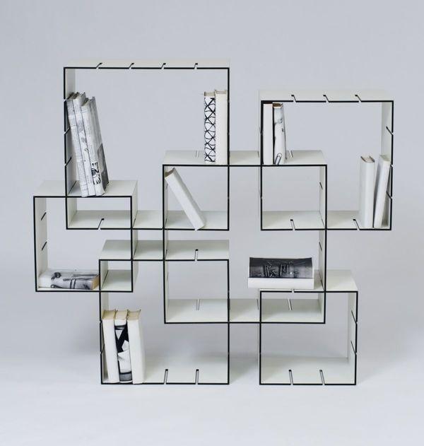 KONNEX Shelf #interior #design #decor #home #furniture #architecture #art