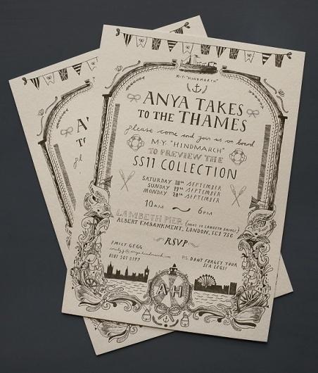 Anya Hindmarch : Liam Stevens #illustration #design