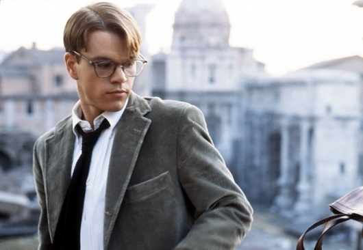 The 25 Most Stylish Criminals in Movies: Style: GQ #damon #matt #ripley #the #tom #talented #mr
