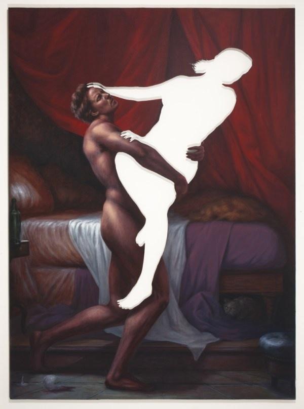 Titus Kaphar   PICDIT #painting #artist #design #art