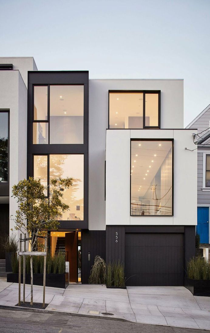 Noe Valley Modern House Reimagined and Expanded by MAK Studio