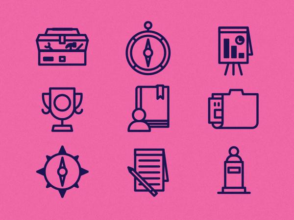 Failed Icons #icon