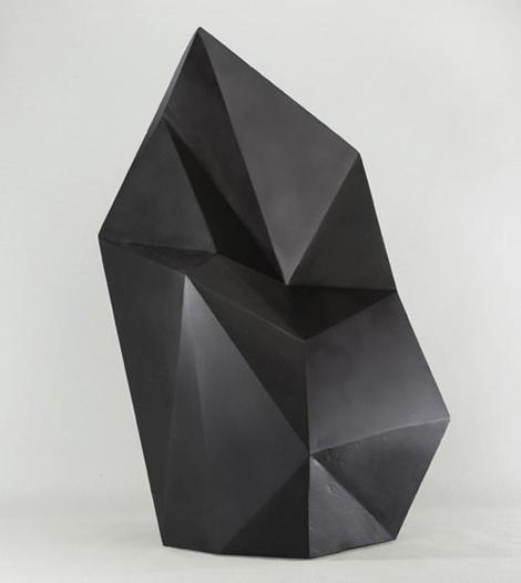 Axel Brechensbauer: Modern Painters | iainclaridge.net #sculpture