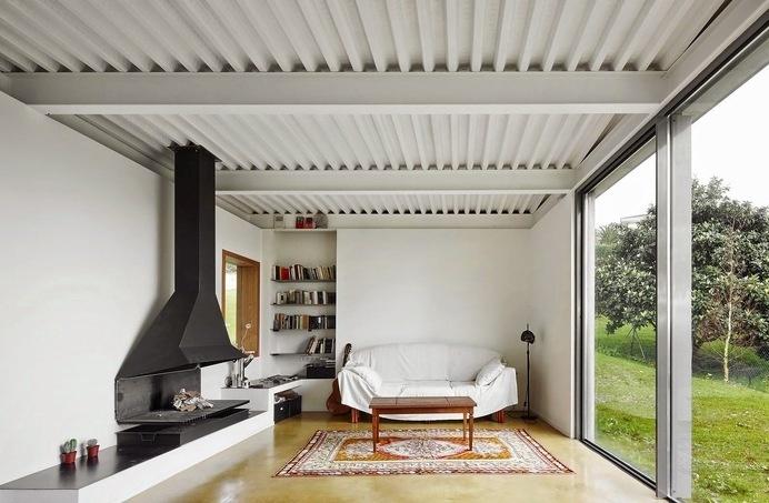 Lara Rios House by Miba Architects #interior #design #architecture