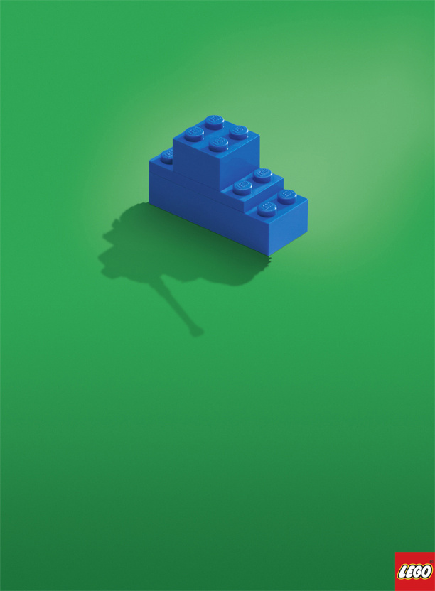 Lego: Tank | Ads of the World #advertising