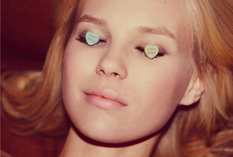 Britt Maren by Guy Aroch for L'Officiel Netherlands #model #girl #photography #portrait #fashion #editorial #beauty
