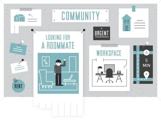 http://www.mycolabs.com/ #vector #branding #community #colabs #illustration #papercut