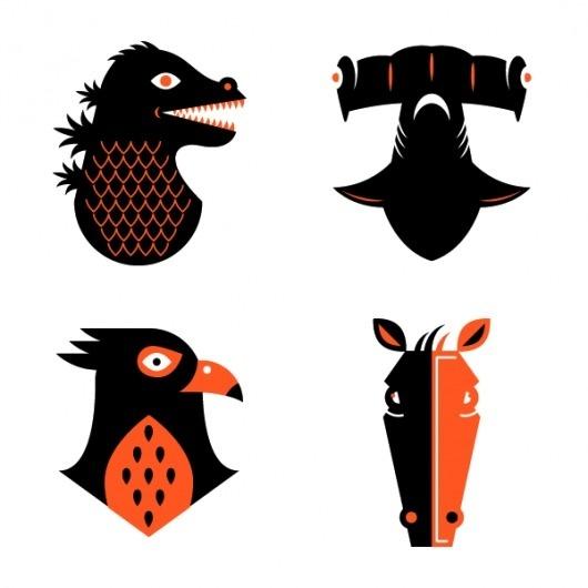 Big Game Event - Matt Chase | Design, Illustration #illustration