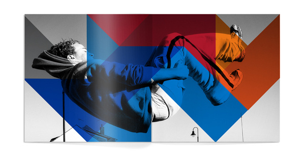 Branding: Imagina Chile on Behance #print