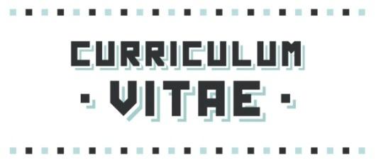 curriculum vitae logo