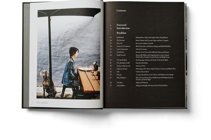 Broadsheet Cookbook