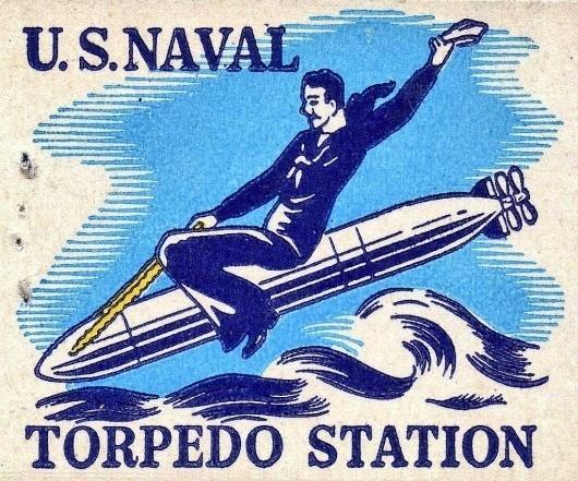 All sizes | Ride 'em Sailor | Flickr - Photo Sharing! #logo #illustration #retro #vintage