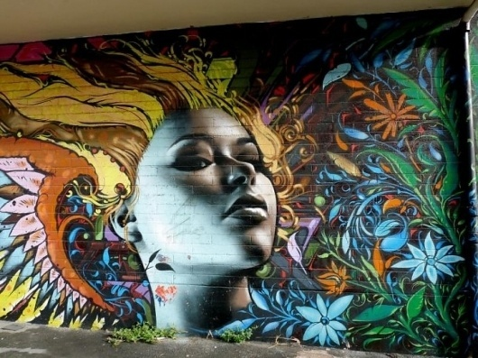59 Amazing Street Art collected by @themadray | Designerscouch #thecritiquenetwork