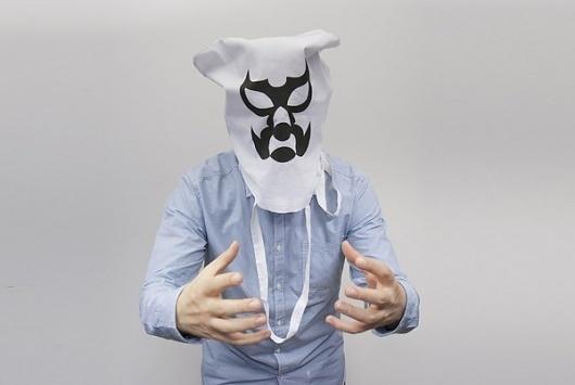 Chehad Abdallah #mask #white #black