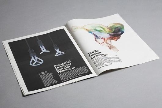 SI Exclusive: Bravo Charlie Mike Hotel   September Industry #newsprint #layout #packshot