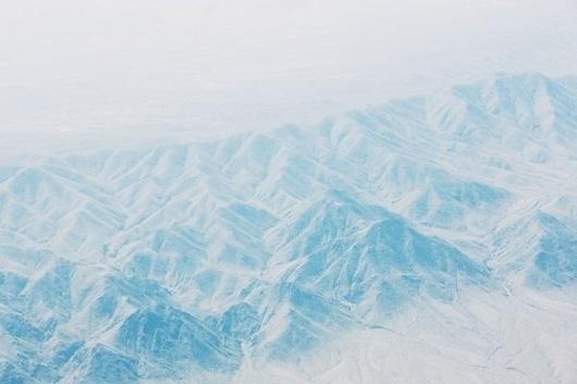 David Ryle #photography #mountains #minimalism