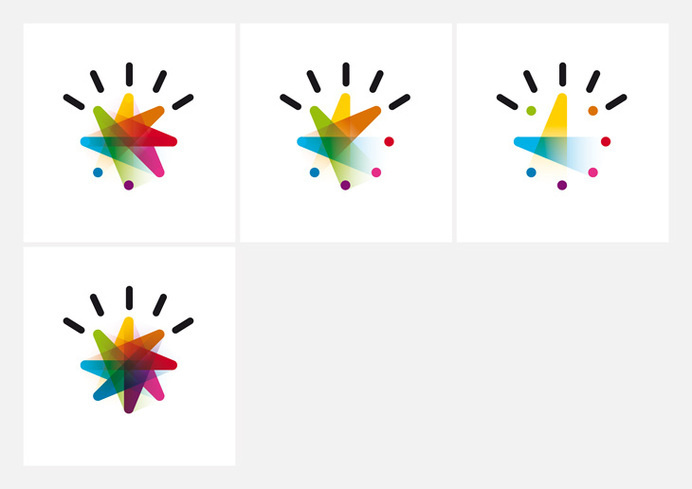 TwoPoints.Net | International Bureau of This And That #icon #brand #system #identity #ibm #logo