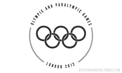 Hipster Branding #olympics #hipster #branding