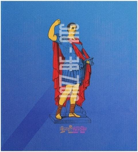 Jazz Beats Roman-Emperor Edition #gra #jazz #design #graphic #music #beats