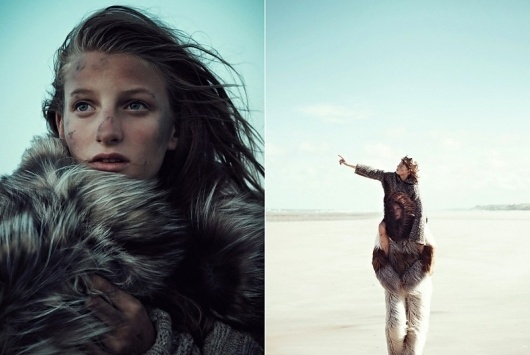 Fashiontography: Wild things... by Matthew Brookes #wild #thang