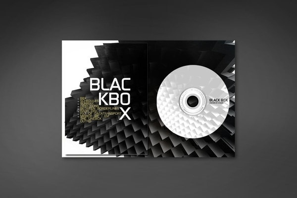 BLACK BOX - STATIONS OF A FLIGHT / Diploma Project on the Behance Network #music #design